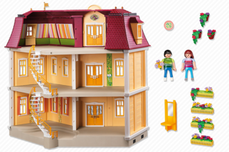 maison playmobil design