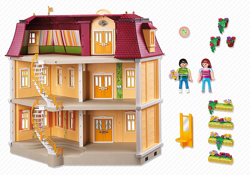 maison playmobil design